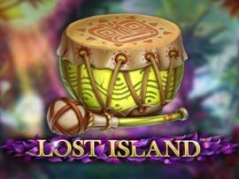 Lost Island Slot Machine