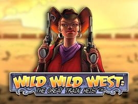 Wild Wild West: The Great Train Heist Slots